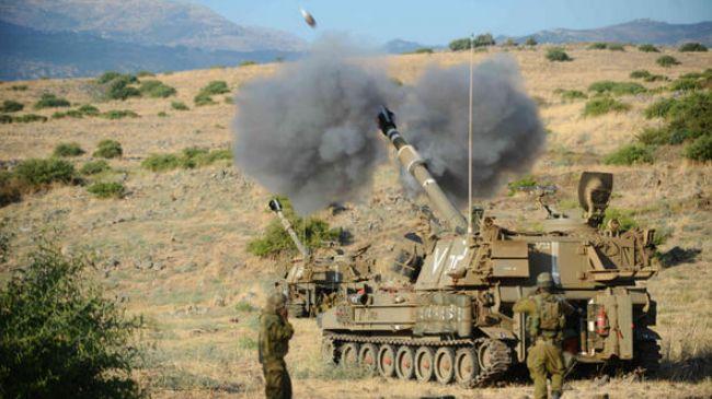 Israeli_Tank-firing