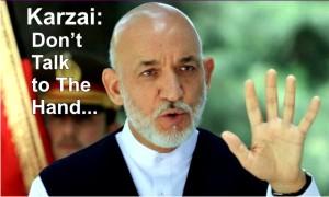 Karzai-Hand