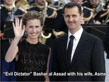 Assad-w-wife-Asma