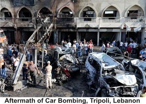 Tripoli-Bombing