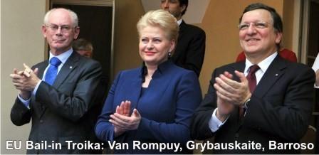 VanRompuy-Grybauskaite-Barroso