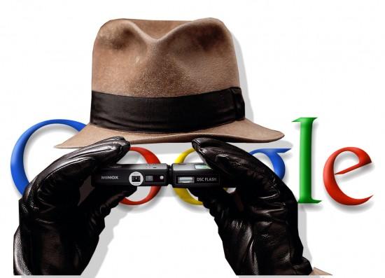Google-spying