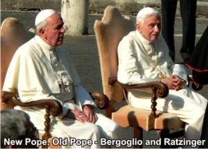 Bergoglio&Ratzinger