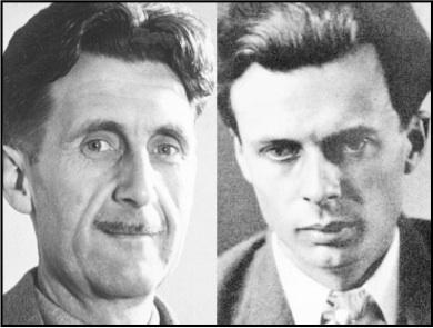 Orwell-Huxley