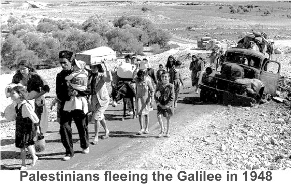 palestinians-fleeing