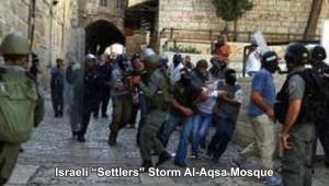 Settlers@Al-Aqsa