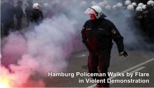 Hamburg-Demo