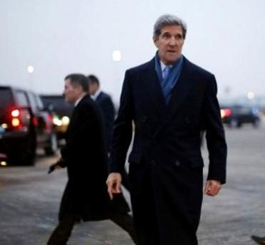 Kerry-Israel