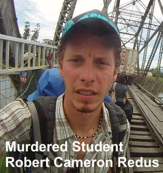 Robert Cameron Redus