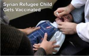 Syria-kid-vaccinated