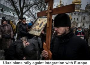 Ukraine-rally