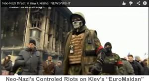 Kiev Neo-Nazis