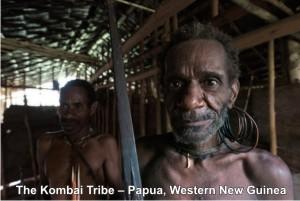 Kombai_Tribe