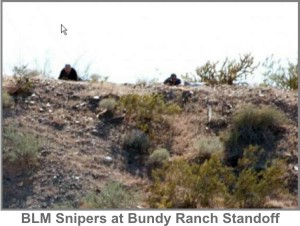 BLM-Snipers
