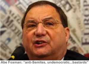 Foxman-Anti-Semites