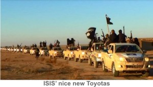 ISIS-new_Toyotas