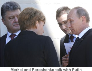 Putin-Poroshenko-Merkel-cap