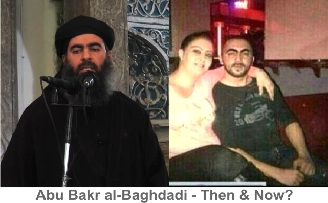 al-Baghdadi-Then&Now