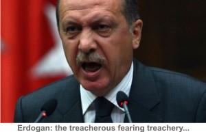 Erdogan-Angry