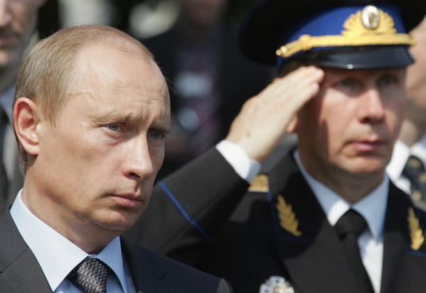 Putin-Coup