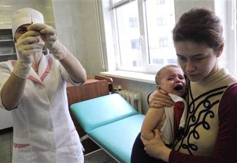 Ukraine-Vaccination