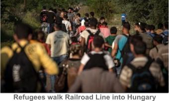 Hungary-Refugees