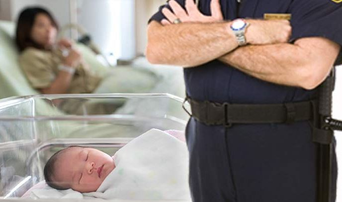 Mom-Baby-n-Cop