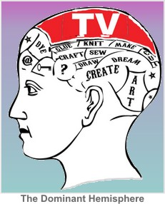 TV-Dominant