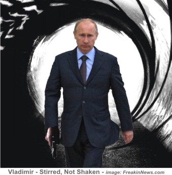 Putin-Stirred