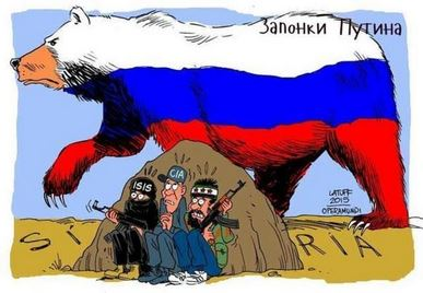 Russia-vs-ISIS