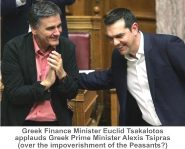 Tsipras-applauded