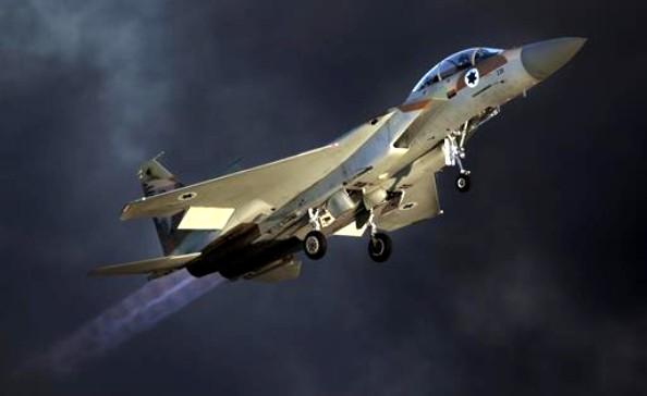 Israeli-F15