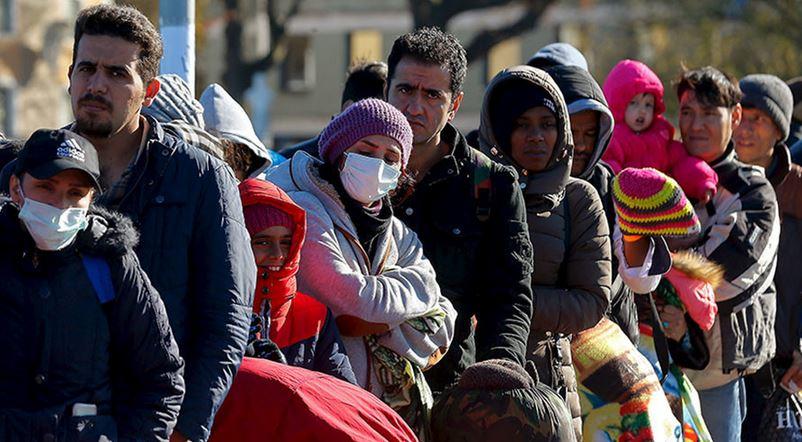 Refugees-in-line