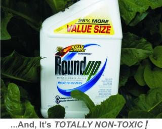 Roundup-Non-Toxic