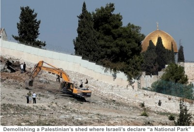 Jerusalem-Demolishing_Shed