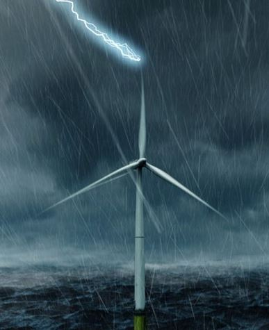 Lightning-on-Wind_Turbine